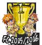 1° Campionato Soul of Gold 2015/16