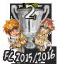 2° Campionato Soul of Gold 2015/16