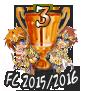 3° Campionato Soul of Gold 2015/16