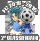 2° Medaglia Omega 2016
