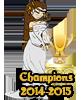 1� CL Torneo 2014/15