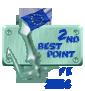 2° Punti Europeo 2016