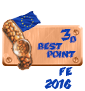 3° Punti Europeo 2016